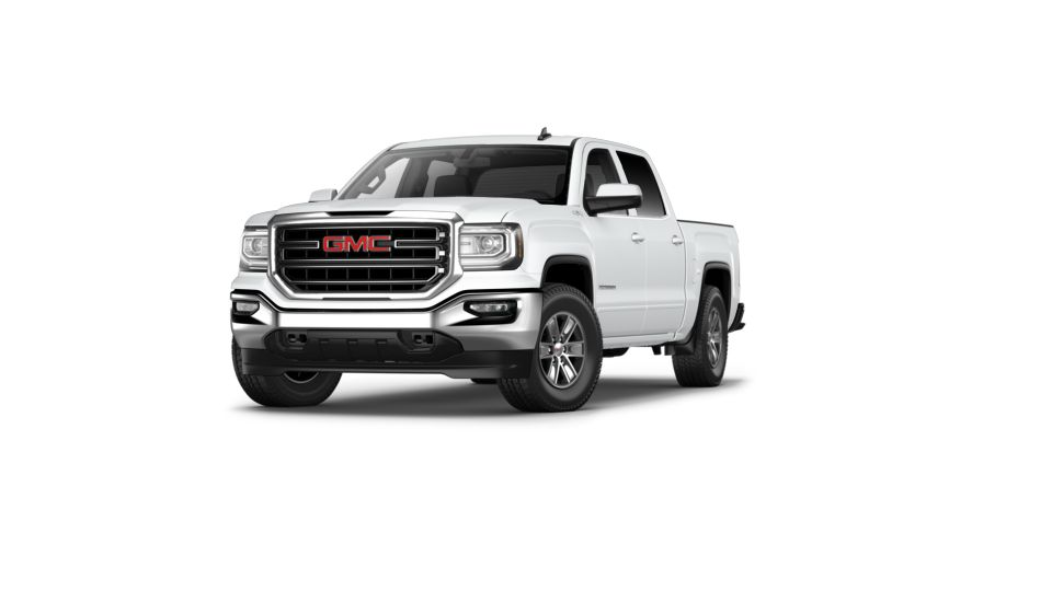 New 2017 GMC Sierra 1500 SLE Four Wheel Drive Crew Cab