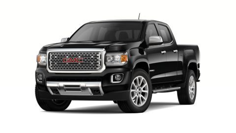 2020 GMC Canyon excludes SL