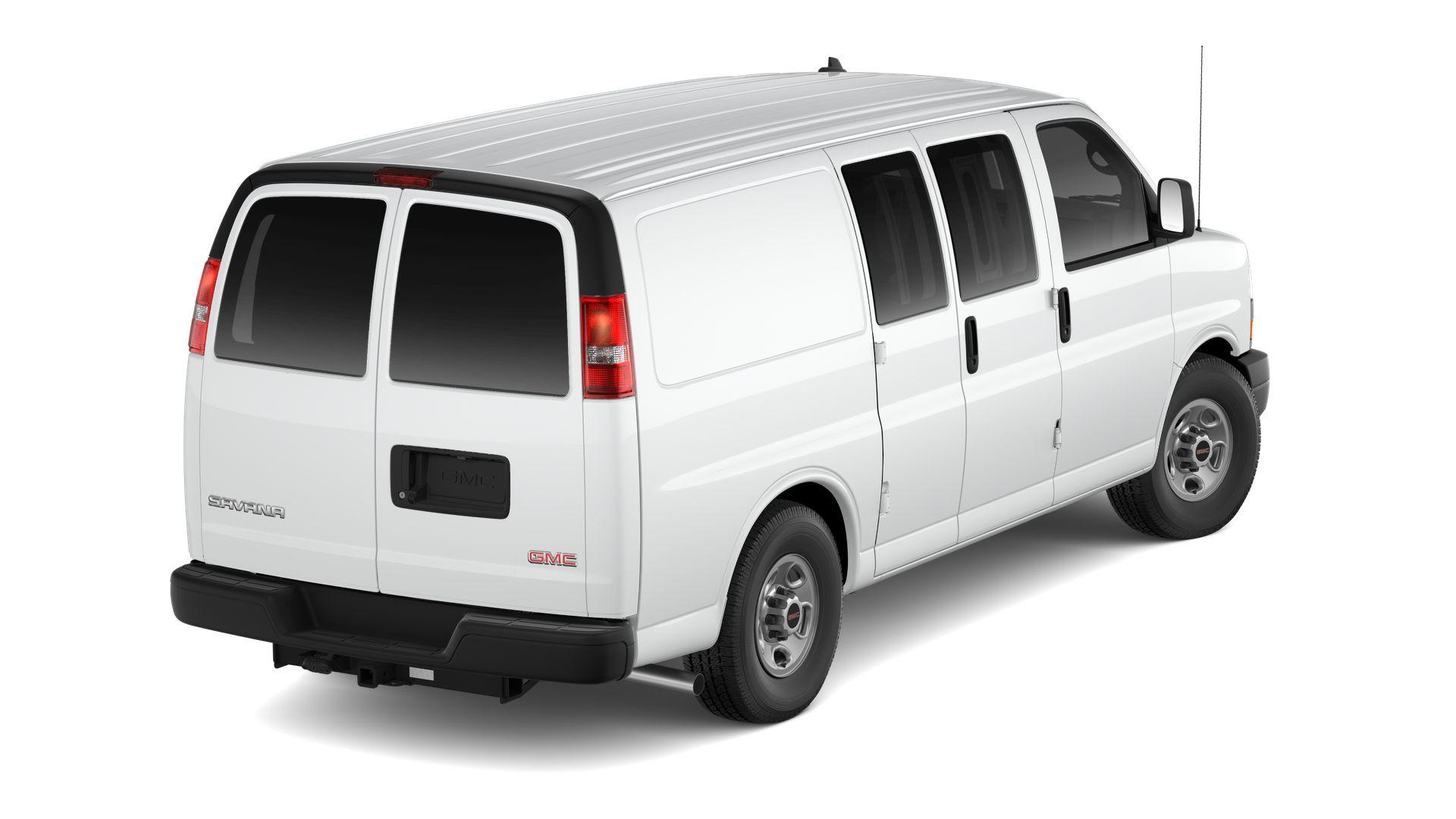New 2020 GMC Savana Cargo 2500 Work Van