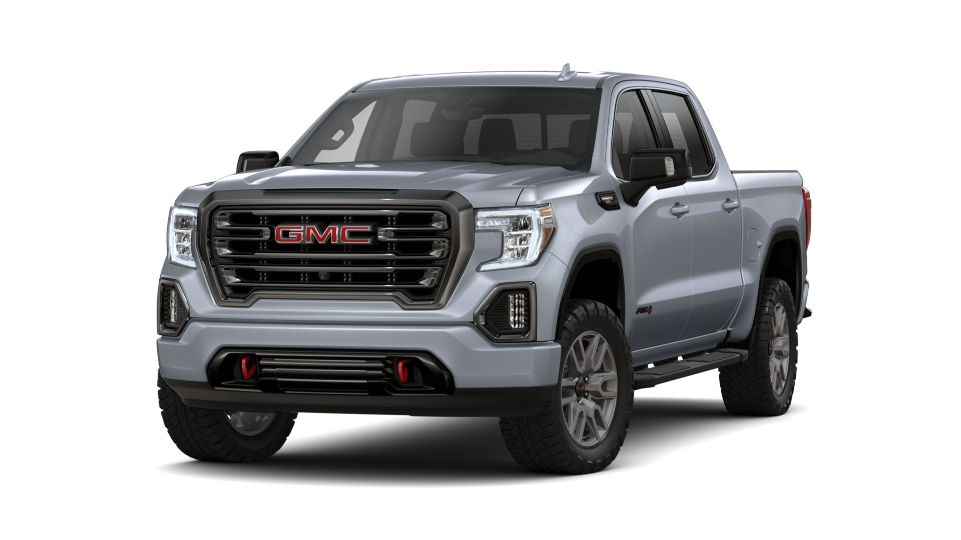 New 2020 GMC Sierra 1500 AT4 FOUR WHEEL DRIVE Crew Cab