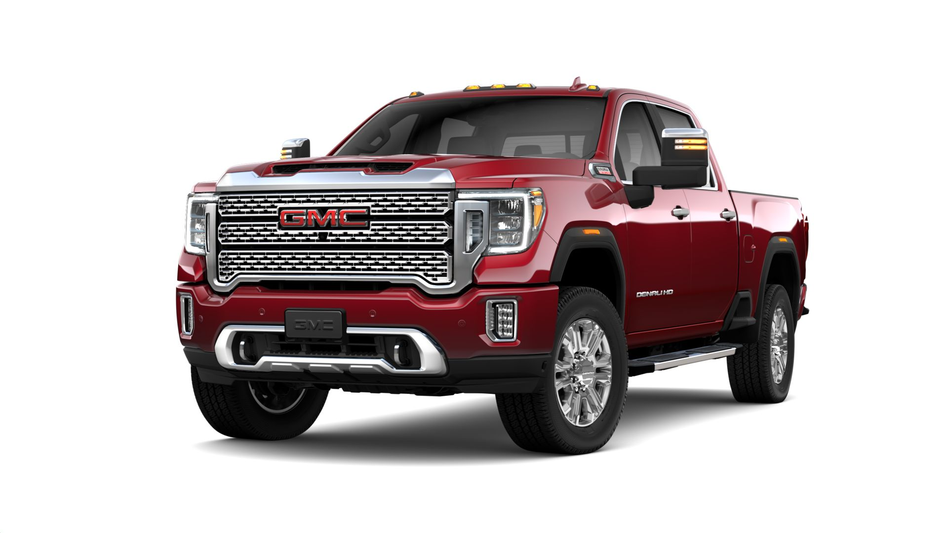 New 2020 GMC Sierra 3500 HD Denali