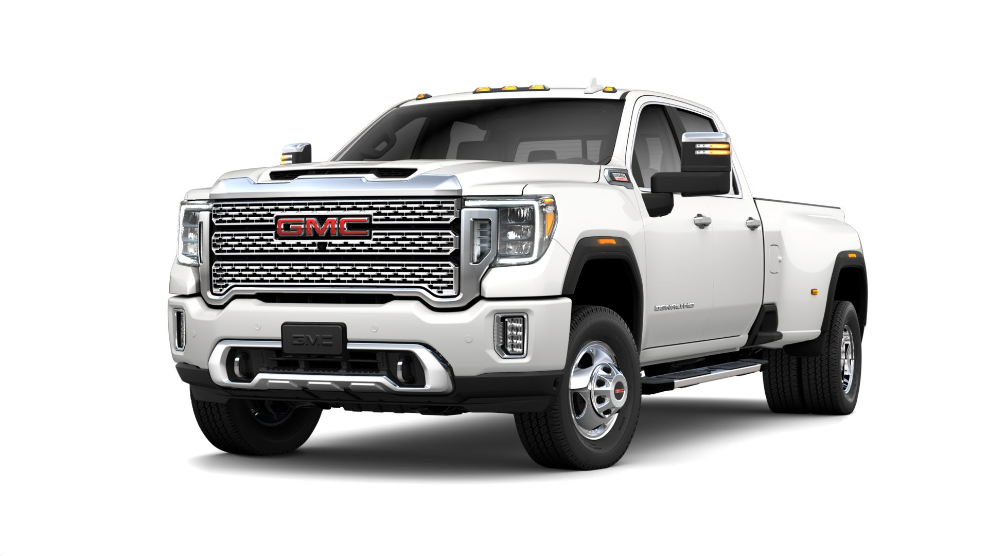 New 2020 GMC Sierra 3500 HD Denali DRW