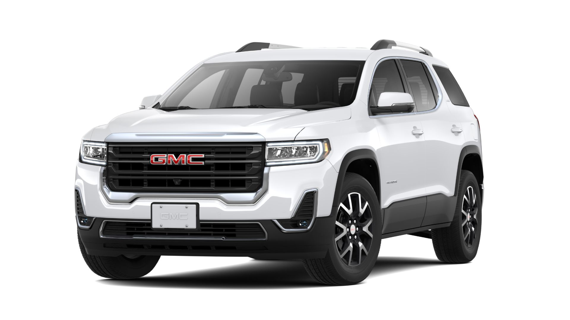 New 2020 GMC Acadia SLT Front Wheel Drive Crossover