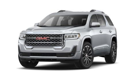2020 GMC Acadia excludes SL