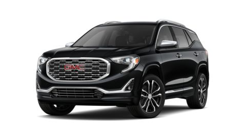 2020 GMC Terrain excludes SL