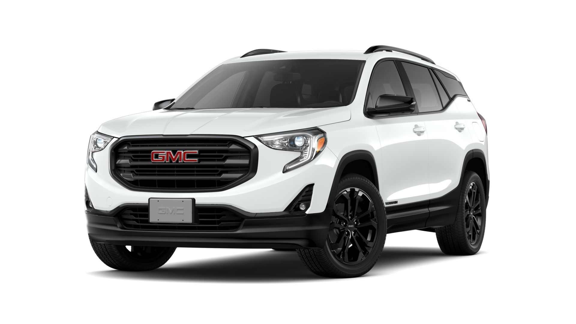 New 2020 GMC Terrain SLT Front Wheel Drive Crossover