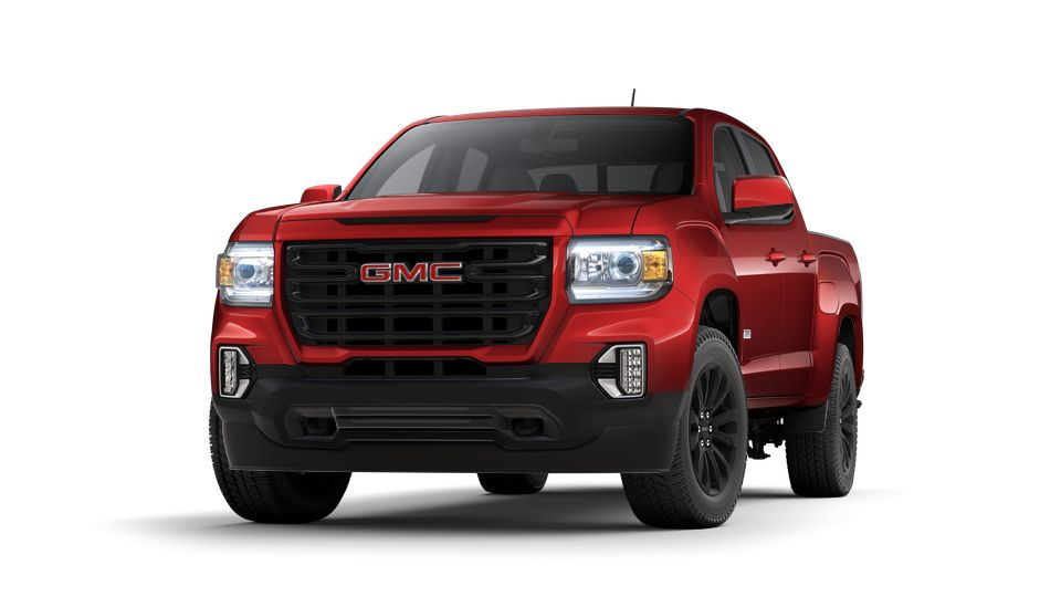 New 2021 GMC Canyon Elevation Rear Wheel Drive Crew Cab