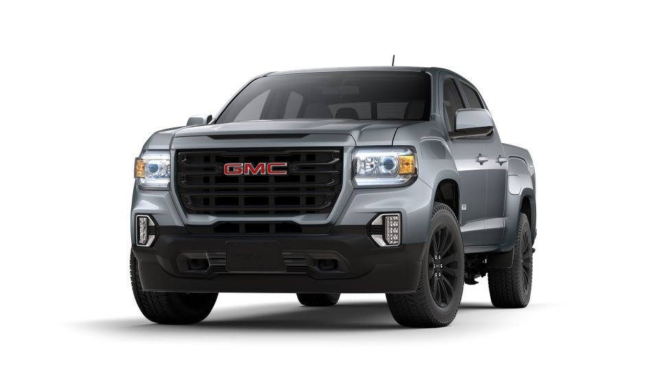 New 2021 GMC Canyon Elevation Four Wheel Drive Crew Cab
