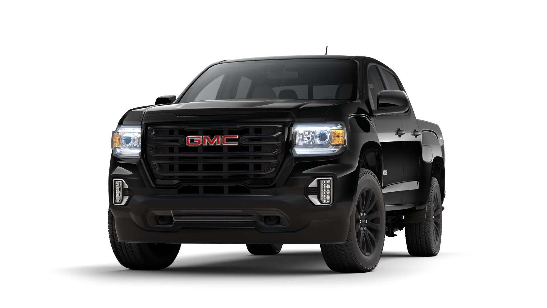 2021 GMC Canyon 4WD Elevation