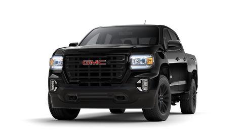 2021 GMC Canyon Short Box Crew Cab 4WD Elevation