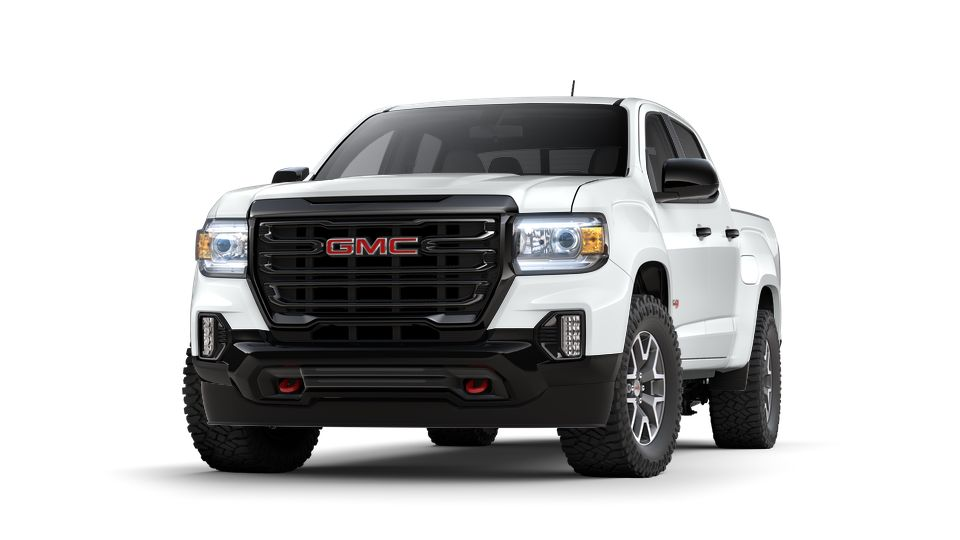 New 2021 GMC Canyon AT4 - Cloth Four Wheel Drive Crew Cab