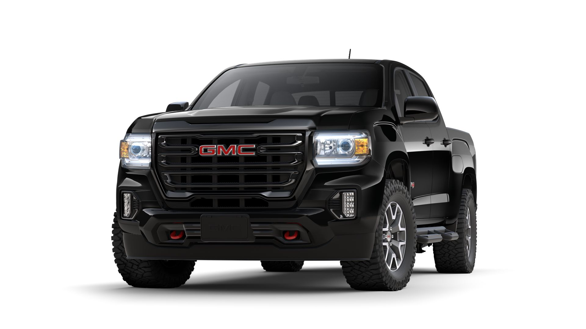 New 2021 GMC Canyon AT4 - Cloth