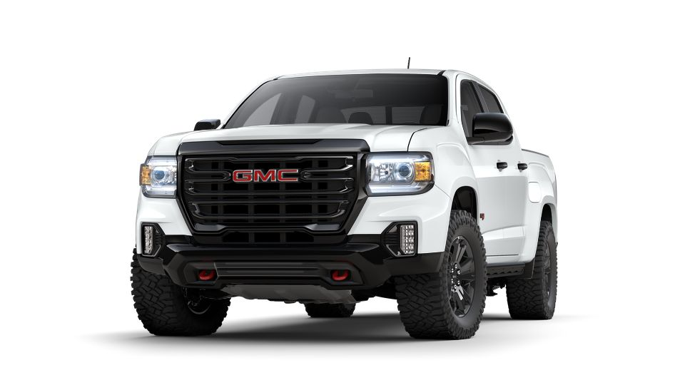 2021 GMC Canyon AT4 - Leather Crew Cab