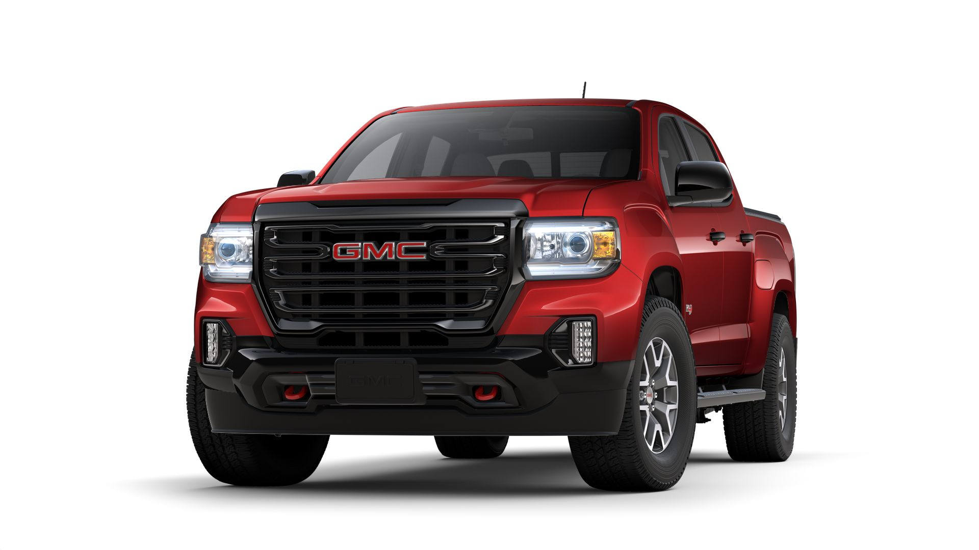 New 2021 GMC Canyon AT4 - Leather FOUR WHEEL DRIVE Crew Cab