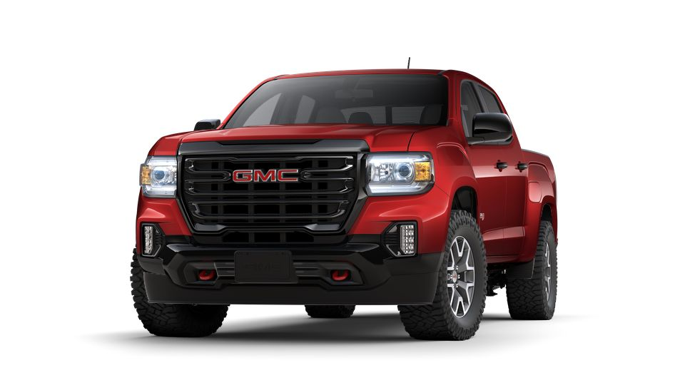 New 2021 GMC Canyon AT4 - Leather