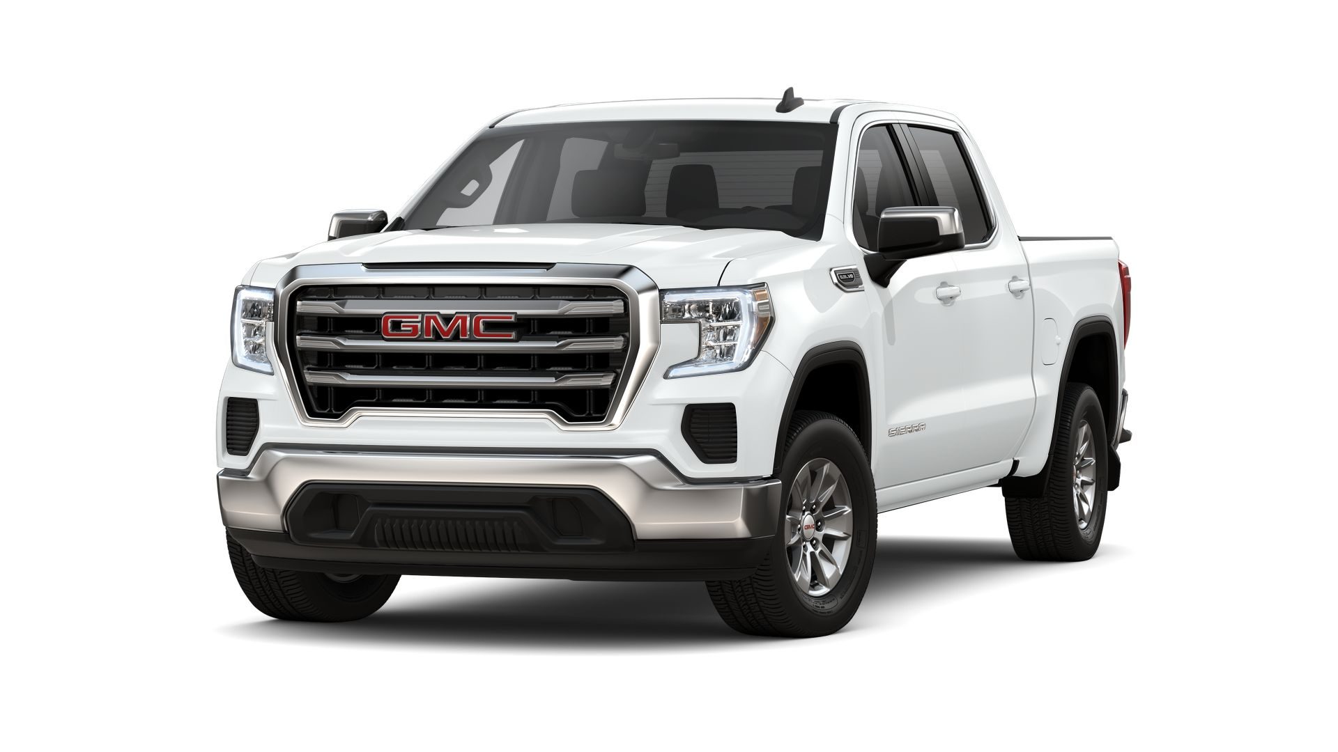 New 2021 GMC Sierra 1500 SLE REAR WHEEL DRIVE Crew Cab