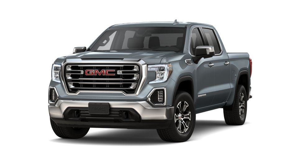 New 2021 GMC Sierra 1500 SLT Rear Wheel Drive Crew Cab