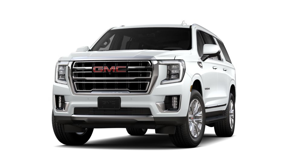 New 2021 GMC Yukon XL SLT Rear Wheel Drive SUV