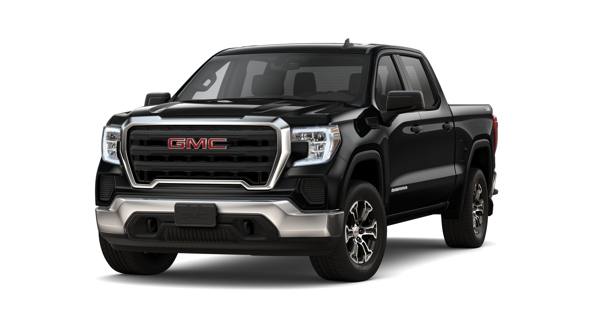 New 2021 GMC Sierra 1500 Sierra