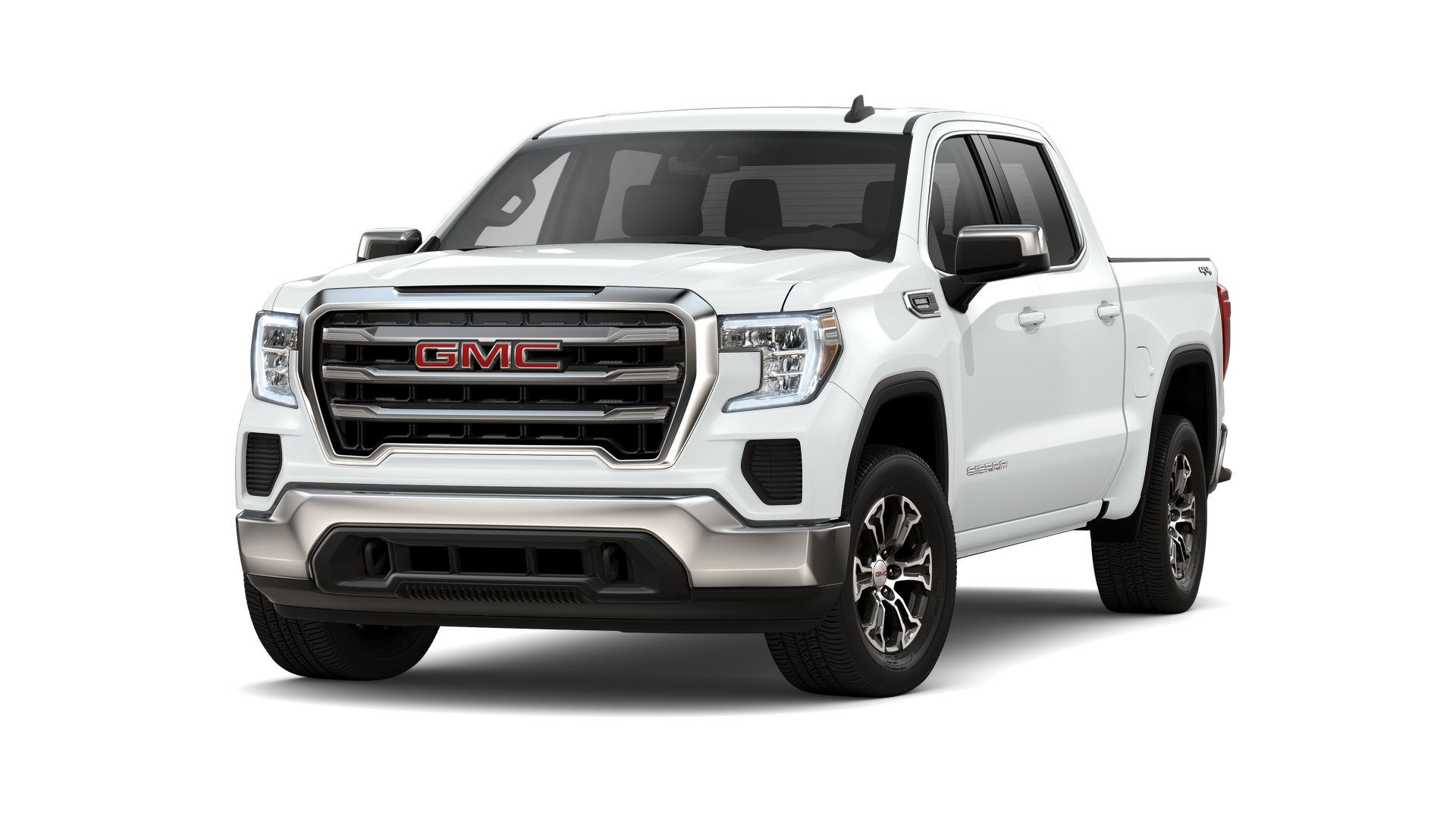 new 2021 gmc sierra 1500 sle crew cab in perry #t50023