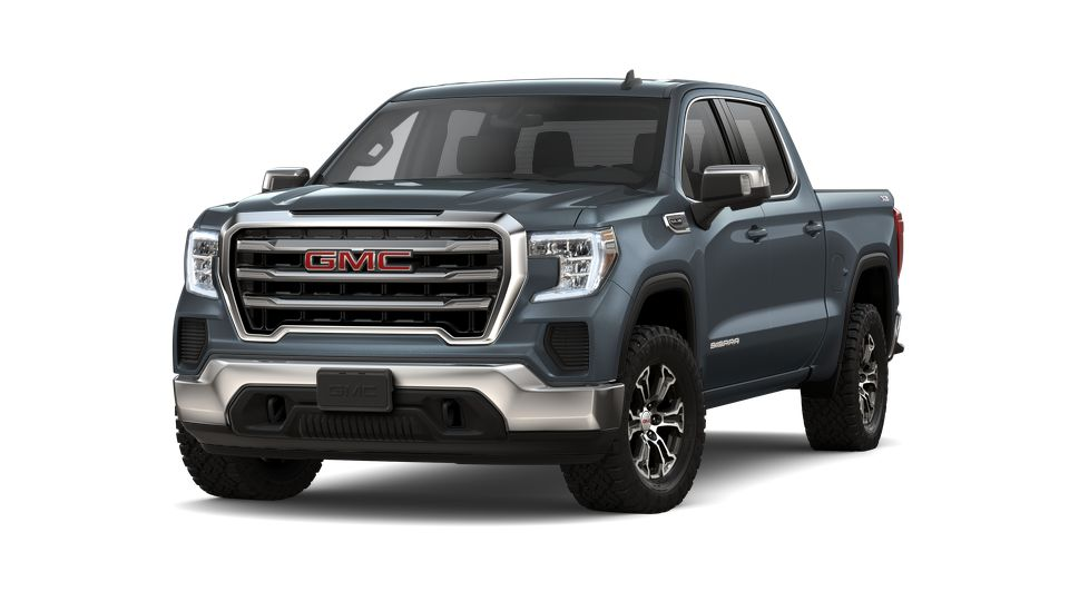 New 2021 GMC Sierra 1500 SLE Four Wheel Drive Crew Cab