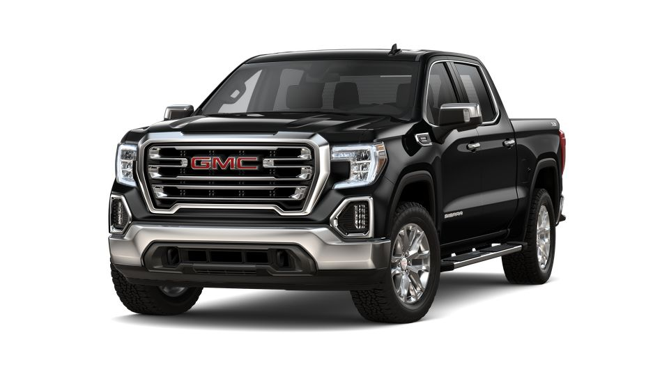 New 2021 GMC Sierra 1500 SLT