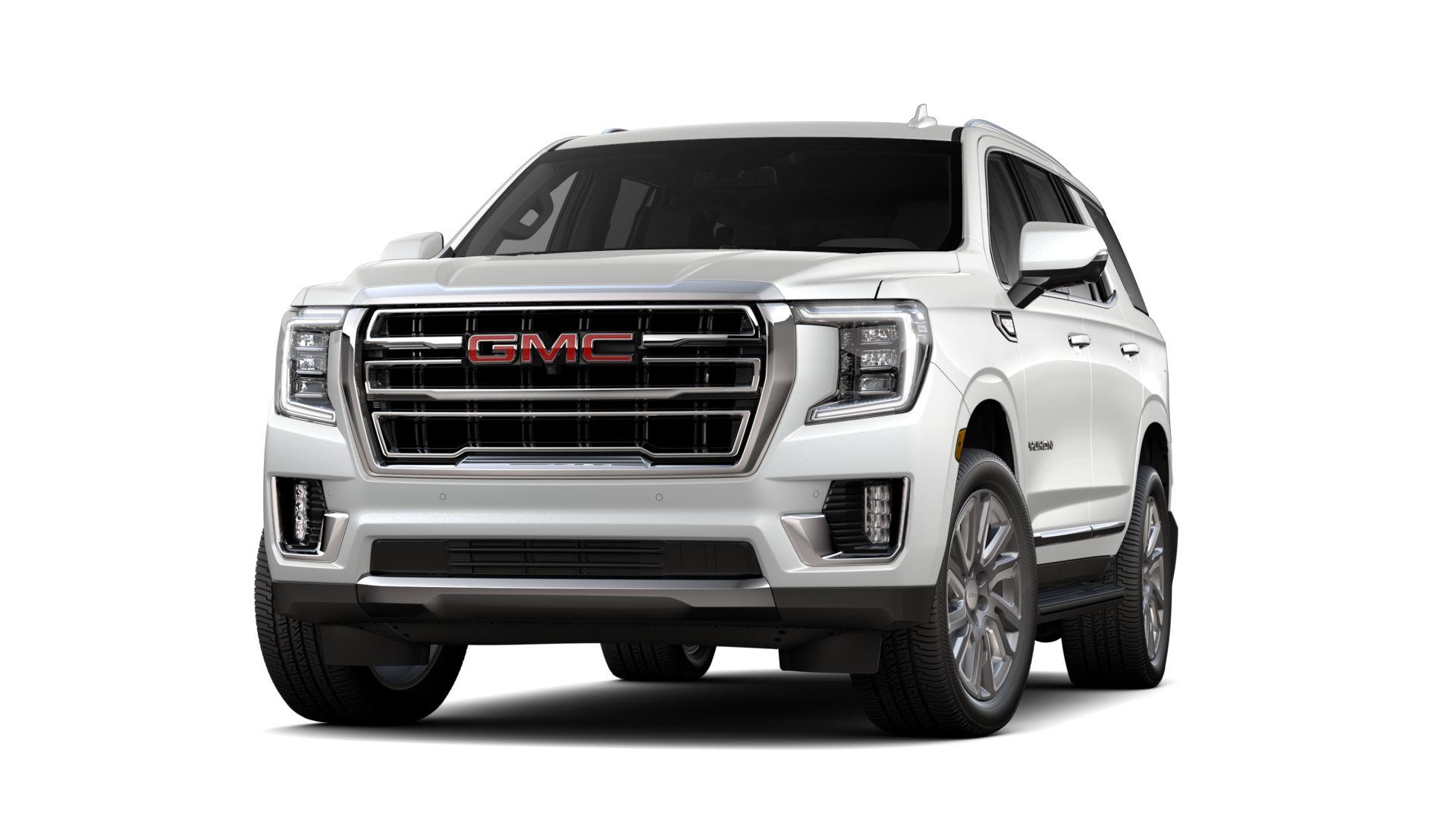 2021 GMC Yukon SLT