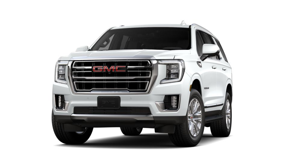 New 2021 GMC Yukon SLT SUV Four Wheel Drive
