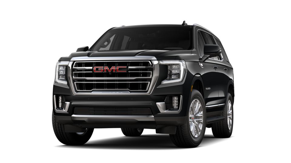 New 2021 GMC Yukon SLT Four Wheel Drive SUV