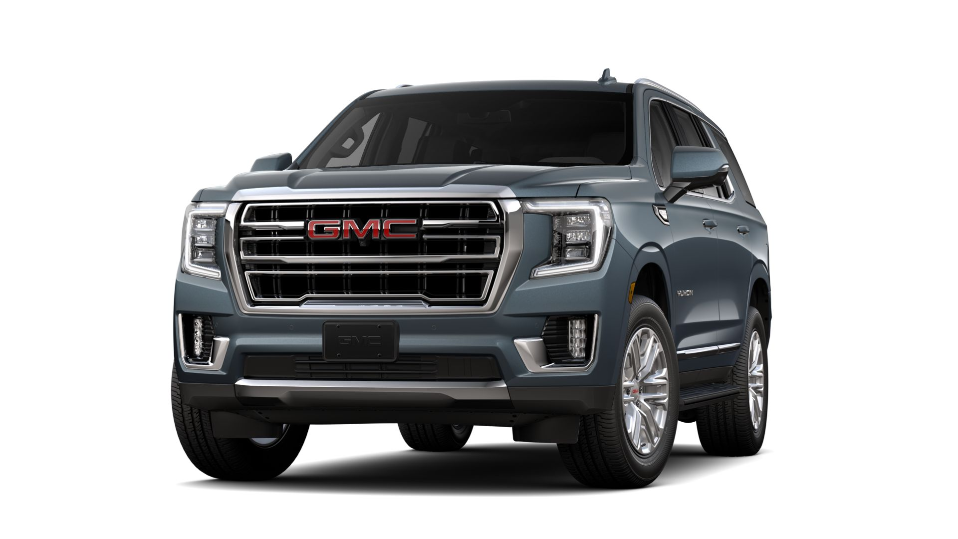 New 2021 GMC Yukon SLT
