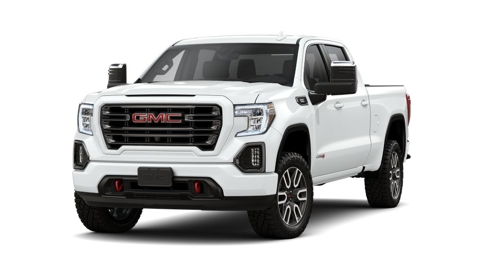 New 2021 GMC Sierra 1500 AT4 Four Wheel Drive Crew Cab
