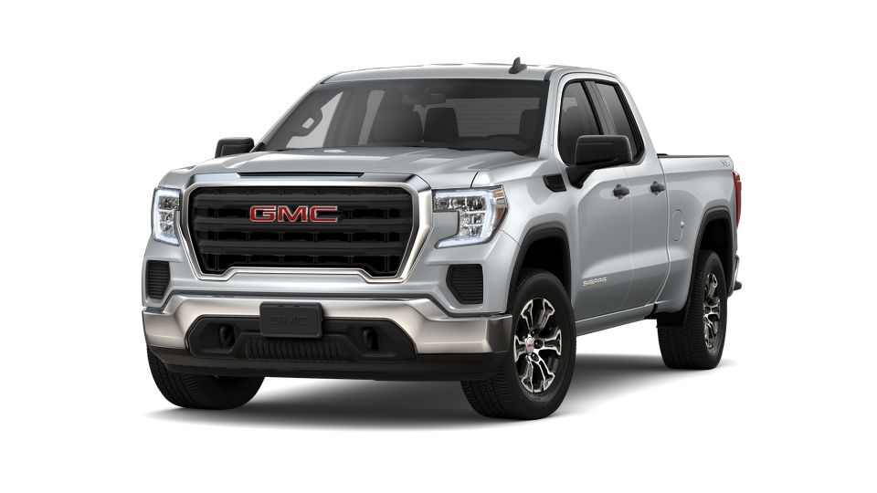 New 2021 GMC Sierra 1500 Sierra Four Wheel Drive Double Cab