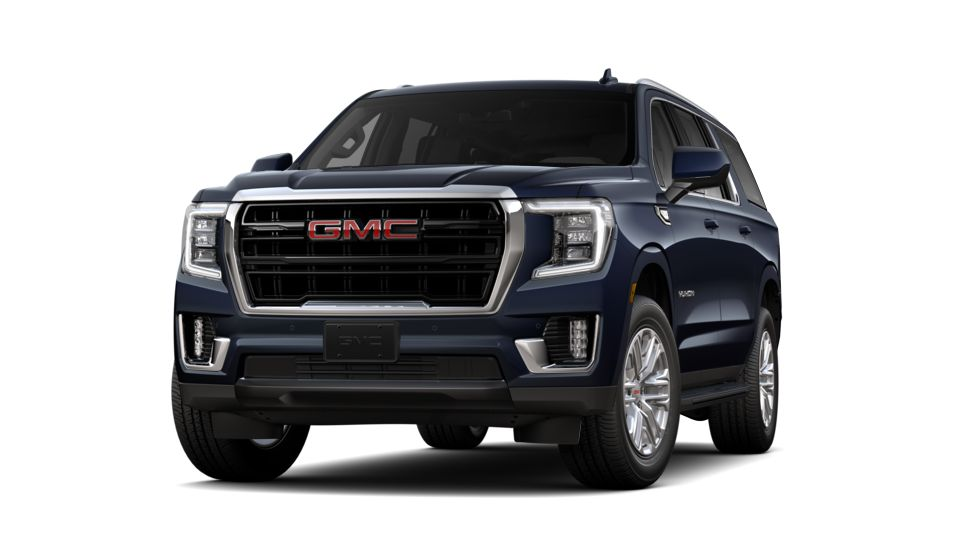 New 2021 GMC Yukon XL SLE Four Wheel Drive SUV