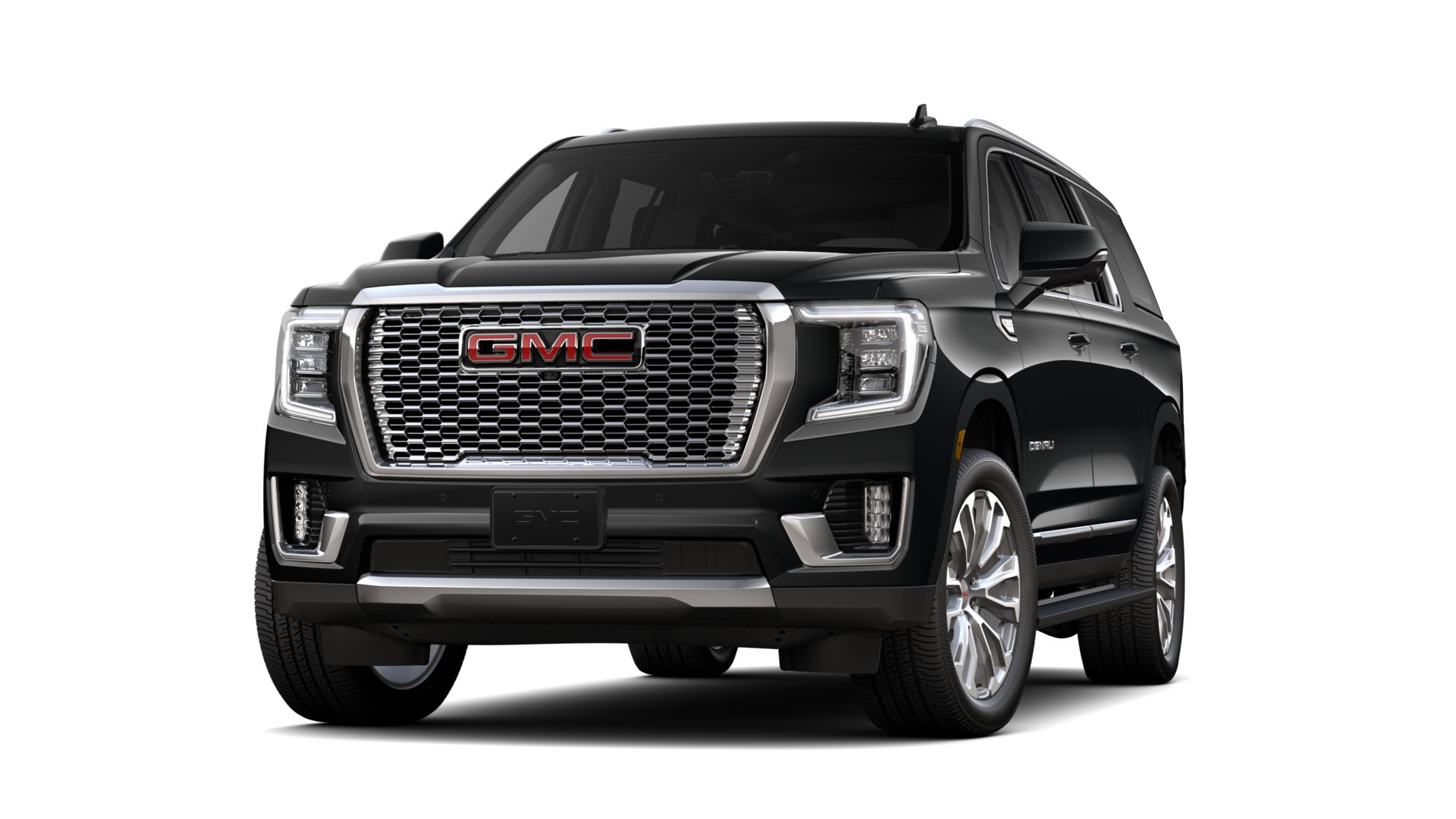 New 2021 GMC Yukon XL Denali FOUR WHEEL DRIVE SUV
