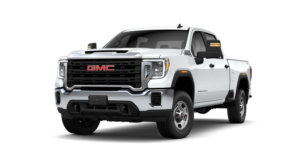 New 2021 GMC Sierra 2500 HD Sierra