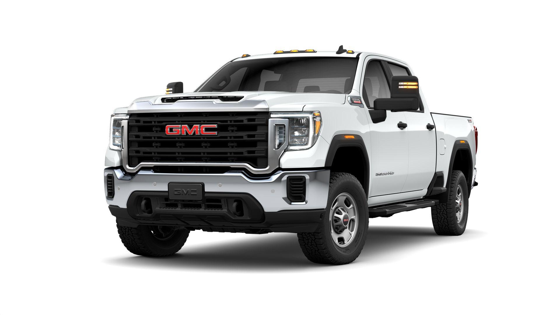 new 2021 gmc sierra 2500 hd sierra crew cab in athens #