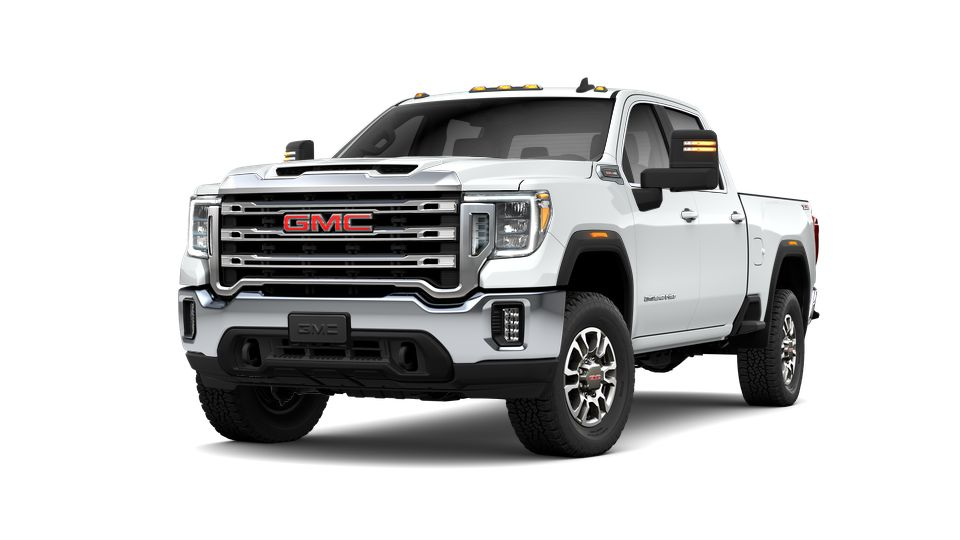 New 2021 GMC Sierra 2500 HD SLE