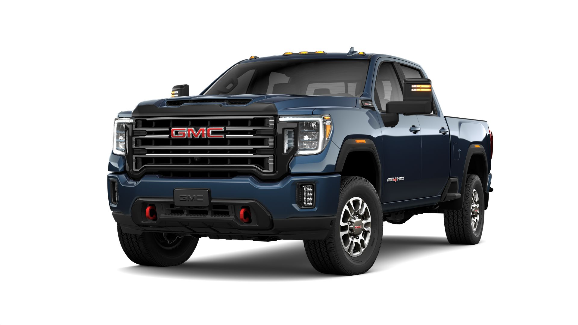New 2021 GMC Sierra 2500 HD AT4