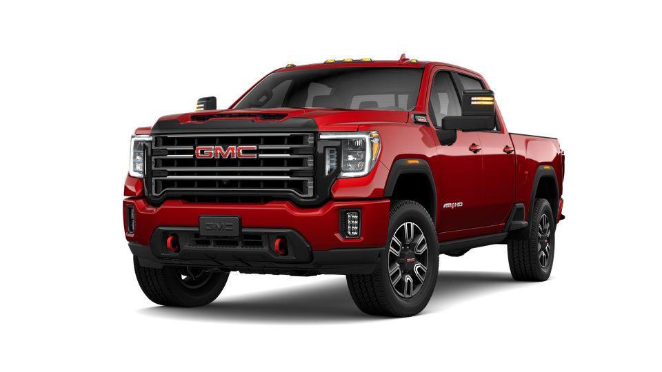 New 2021 GMC Sierra 2500 HD AT4 Four Wheel Drive Crew Cab