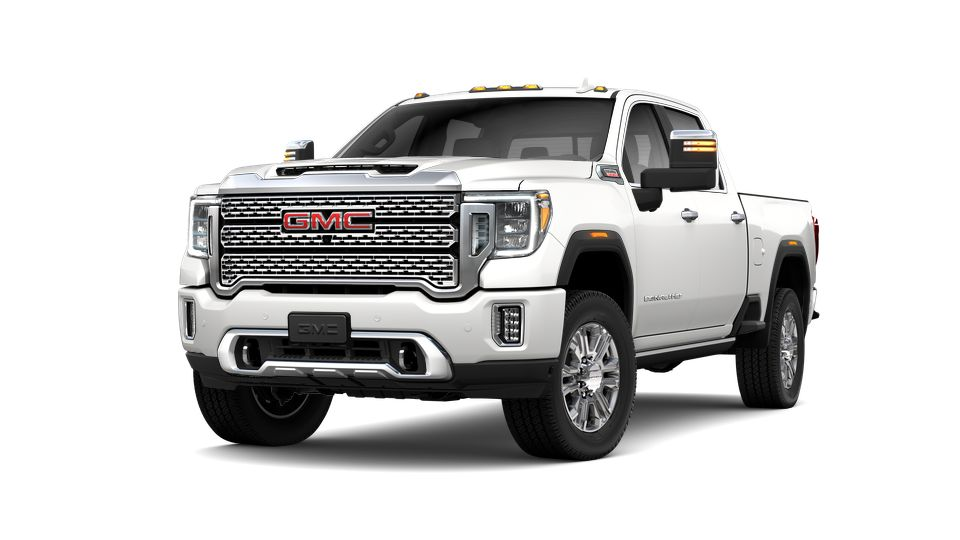 New 2021 GMC Sierra 2500 HD Denali Four Wheel Drive Crew Cab