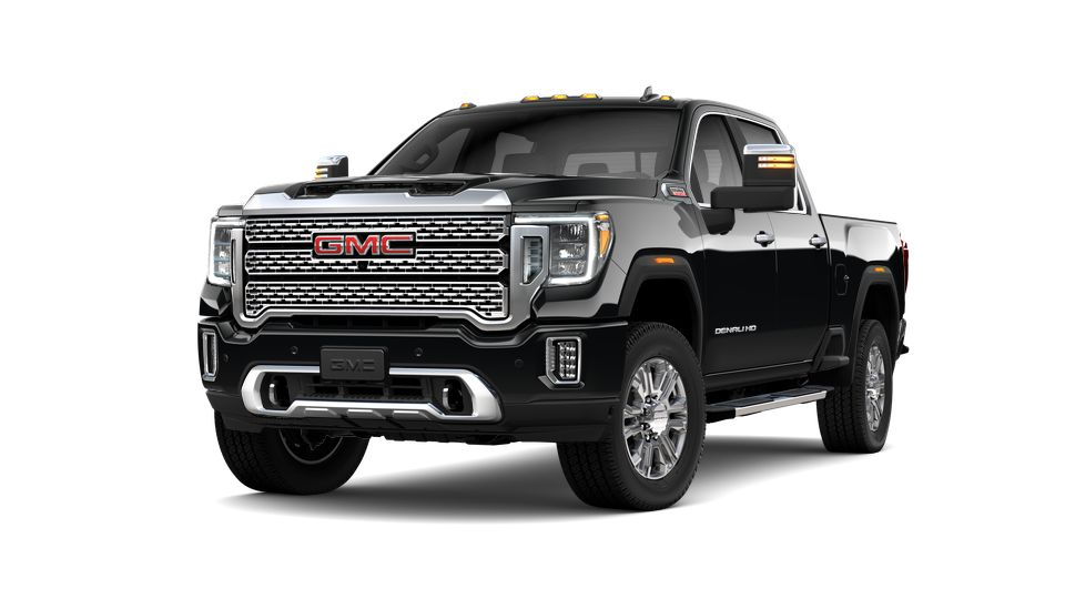 New 2021 GMC Sierra 2500 HD Denali