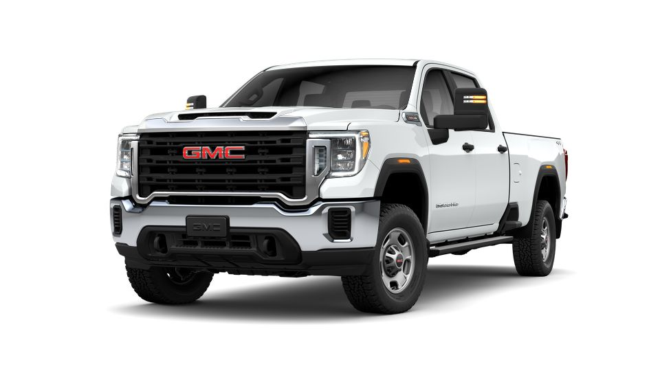 New 2021 GMC Sierra 2500 HD Sierra Four Wheel Drive Crew Cab