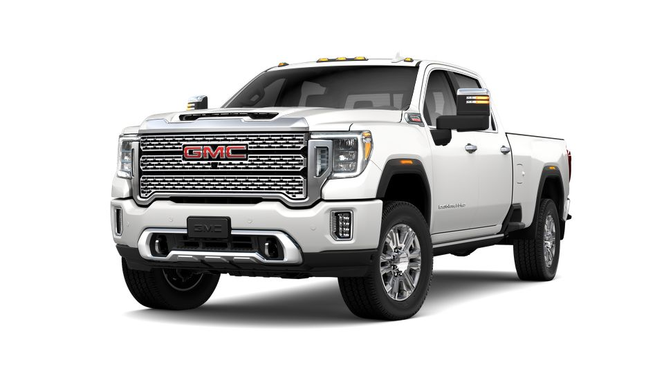 New 2021 GMC Sierra 3500 HD Denali Four Wheel Drive Crew Cab