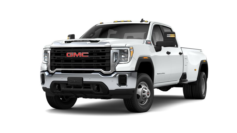 New 2021 GMC Sierra 3500 HD Sierra DRW Four Wheel Drive Crew Cab