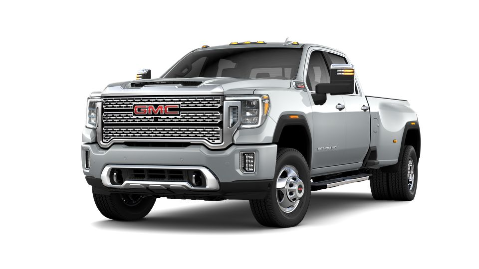 New 2021 GMC Sierra 3500 HD Denali DRW