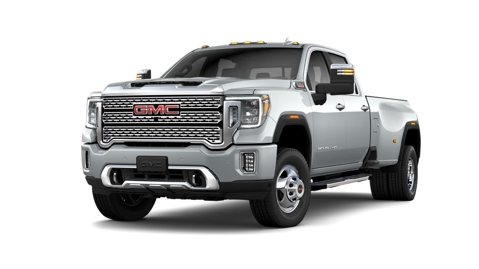 New 2021 GMC Sierra 3500 HD Denali DRW Four Wheel Drive Crew Cab