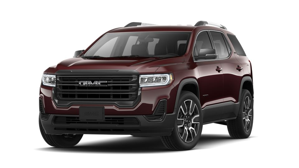 New 2021 GMC Acadia SLE Front Wheel Drive SUV