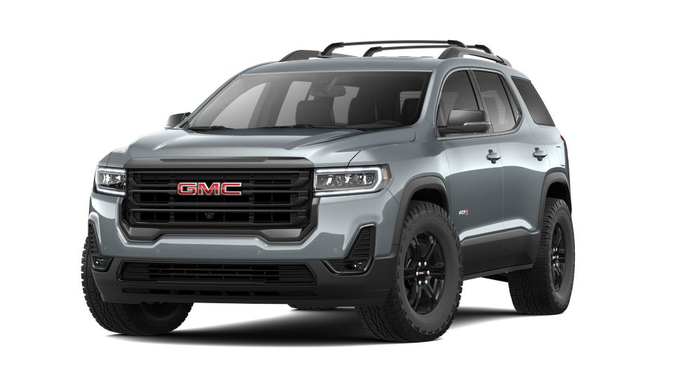 New 2021 GMC Acadia AT4 All Wheel Drive SUV