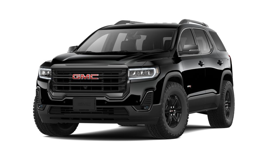 New 2021 GMC Acadia AT4