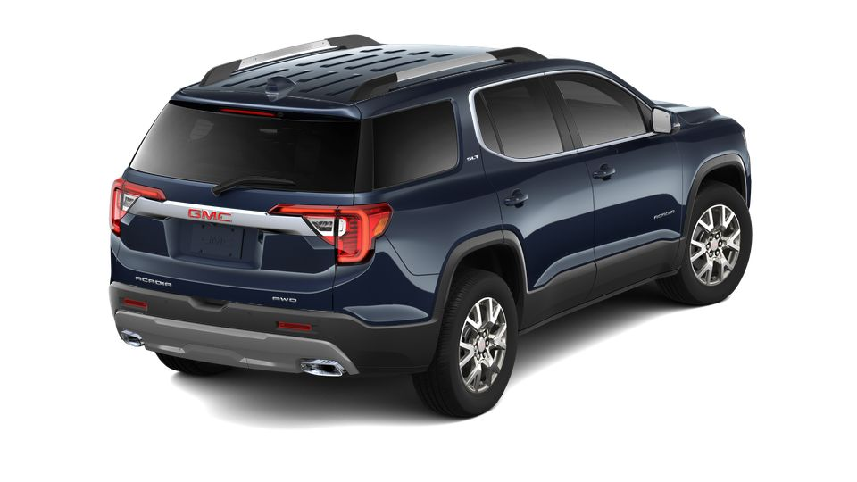 New 2021 GMC Acadia SLT